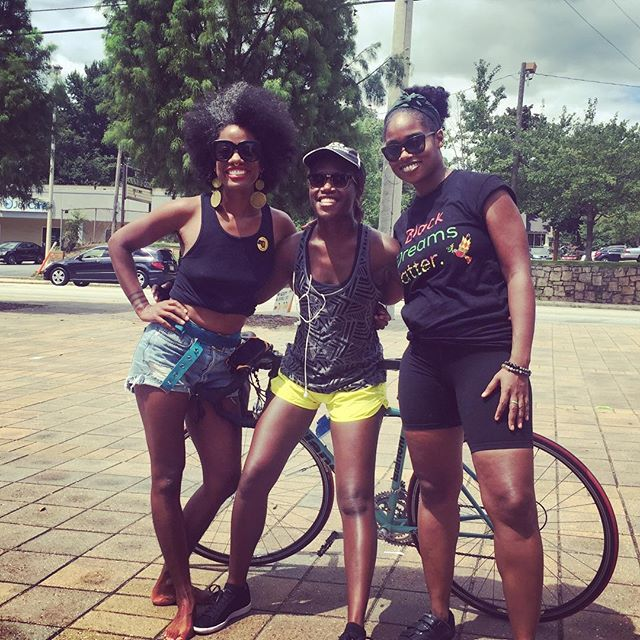 Come thru. They might be there. #ridefly ••••••••••••••••••••••••••••••••••••••••••••••• Sept. Community Ride Sept. 8, 2018 (08.08.18) Gordon White Park at the @wefmatl 11:30am meet up 12:00pm ride out ••••••••••••••••••••••••••••••••••••••••••••••• ••••••••••••••••••••••••••••••••••••••••••••••• #itsbiggerthanbikes #redbikeandgreen #rbgatl #blackfolksonbikes  #wcw