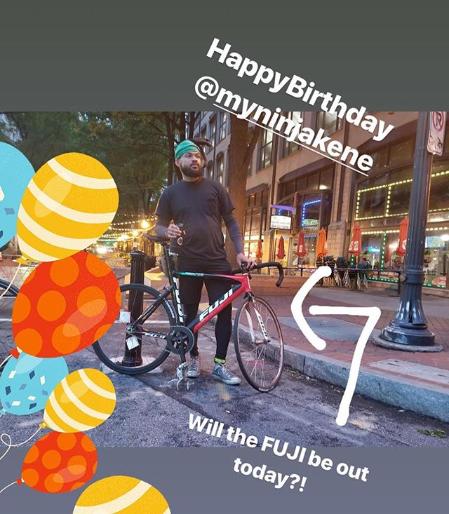 September Community Ride-also @myninjakene's birthday ride- September 8, 2018 (09.08.18) Gordon White Park at the @wefmatl 11:30am meet up 12:00pm ride out ••••••••••••••••••••••••••••••••••••••••••••••• ••••••••••••••••••••••••••••••••••••••••••••••• #itsbiggerthanbikes #redbikeandgreen #rbgatl #blackfolksonbikes #myninjakene
