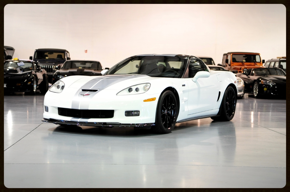 The Final C6 ZR1 SuperCar. We took this 2013 60th Anniversary ZR1 with a MSPR of $138k and 638HP to another level by adding a True Street and Track package totaling an amazing 850HP.  This very rare and soon to be collectible ZR1 is priced at $79,900