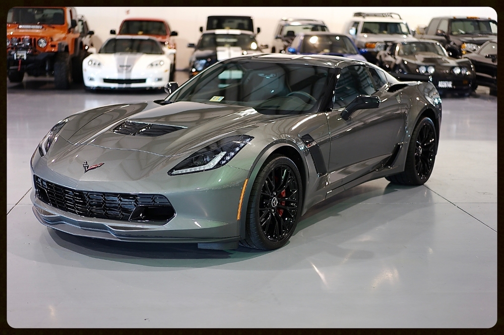2015 Corvette Z06 with 918 Miles. Click with Photos Below to view 50 Photos and a 1080 HD Video. Feel Free to Contact Jonathan Davis at JD@DavisAutoSports.com For info.