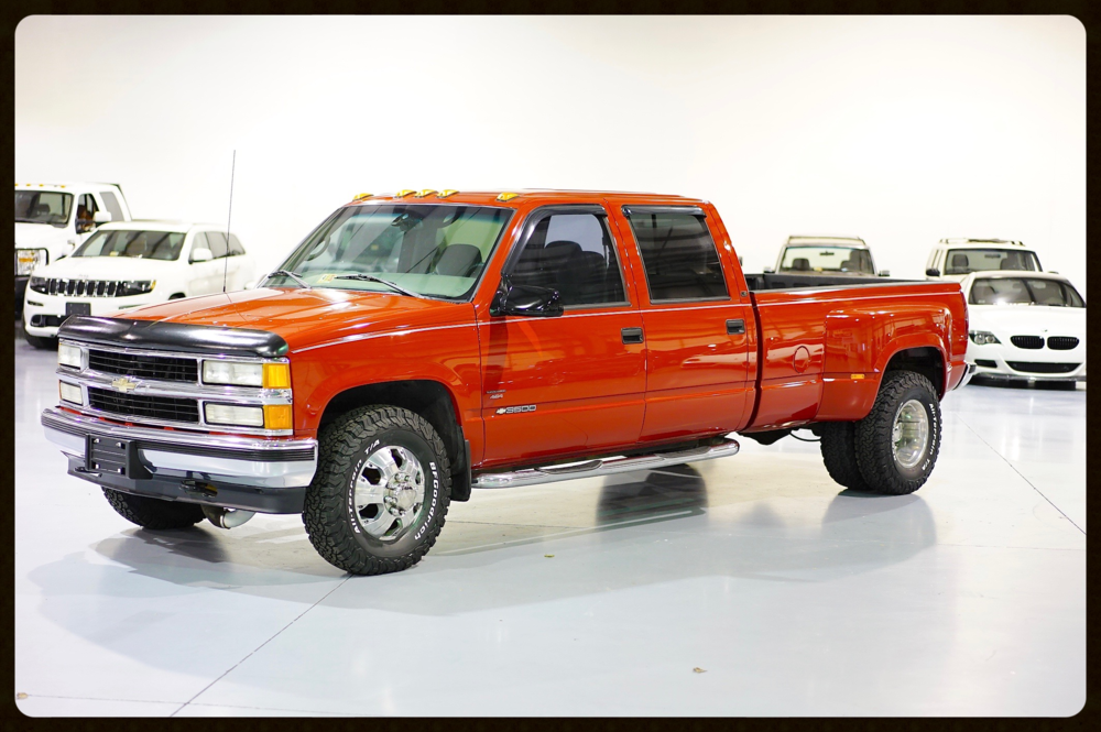 2000 Silverado 3500...Built Motor....Tranny Upgrades....Procharger Supercharger....Full Headers...Only 72K Miles...Very Rare Find...Click For More Photos