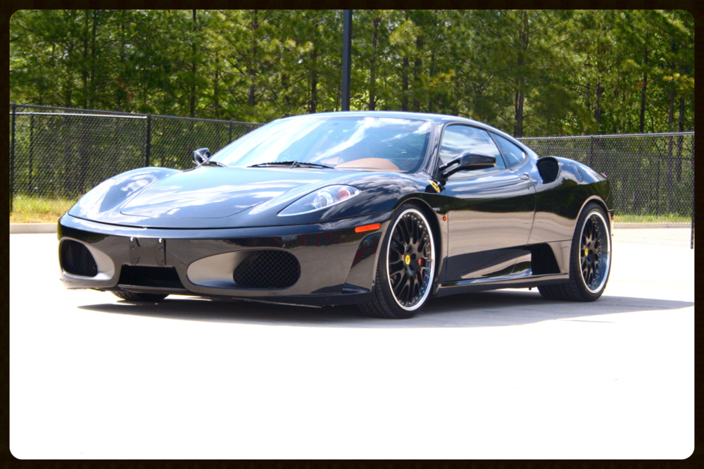 F430 ...Tubi Exhaust, Tubi Cats, Fabspeed Intake, Headers, Hamann Wheels, Carbon Ceramic Brakes, Carbon Fiber Rear Diffuser, Daytona Seats..