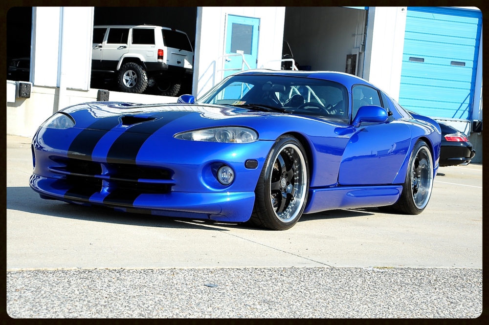 Make Sure to Check this Viper out on our Project Page...This was a Project of ours and finished as one of the highest selling NA Gen 2 Vipers
