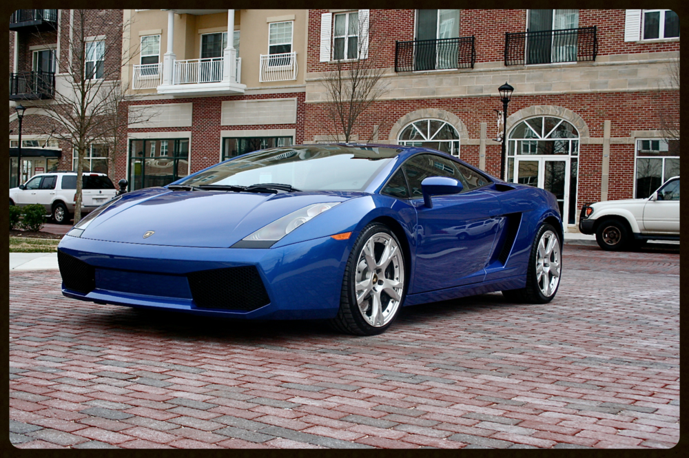 Lamborghini Gallardo...Heavily Optioned...8k Miles...Very Rare Color Combo....Dealer Service...1 Owner....New Lamborghini Trade..... Click to View