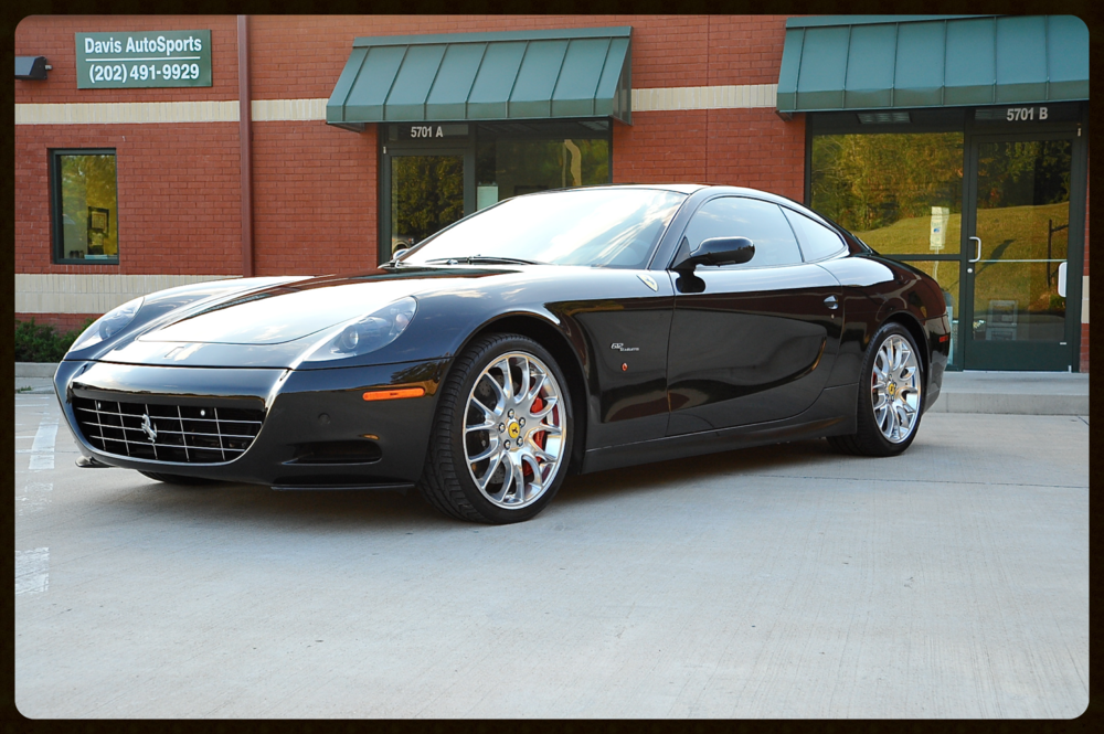 2008 Ferrari 612......OTO Package Car...ONLY 12K Miles...HEAVILY OPTIONED...$323K Window Sticker. Direct Trade Here at Davis AutoSports. Click Here