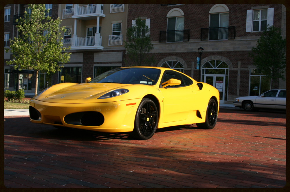 Ferrari F430 Coupe..Carbon Fiber Package..Daytona Seats..and MUCH MORE. This F430 is has all the right options. Click here to view more Photos