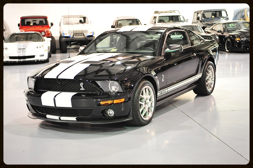 2008 Mustang GT500.....Only 2k Original Miles....Showroom Condition...Collector Quality Car....Click For More Pics and Video