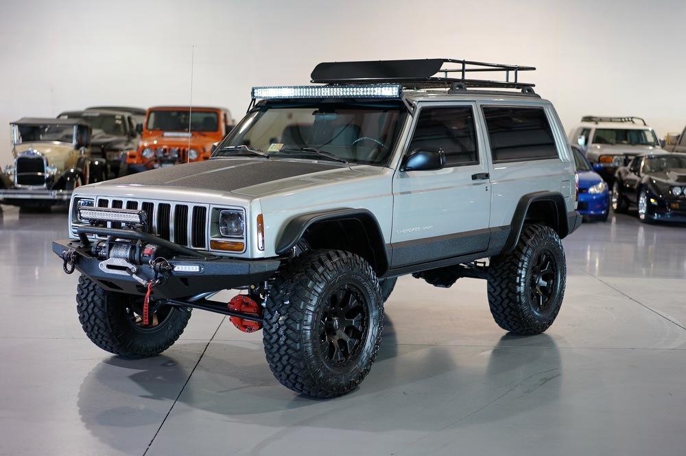 Cherokee Xj For Sale >> Cherokee XJ — Davis Autosports