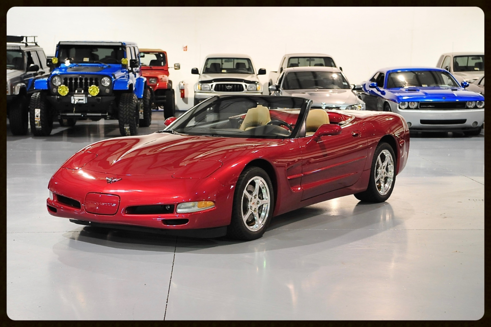 2002 Corvette.....25k Miles....Truly Pristine....Click Here for Pics and Video