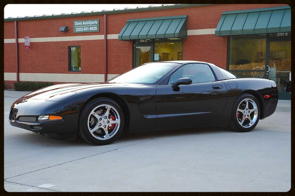 2004 Corvette with ONLY 12K Original Miles...Very Tasteful Upgrades on this Great Find. Flawless Car and Top Notch Upgrades.