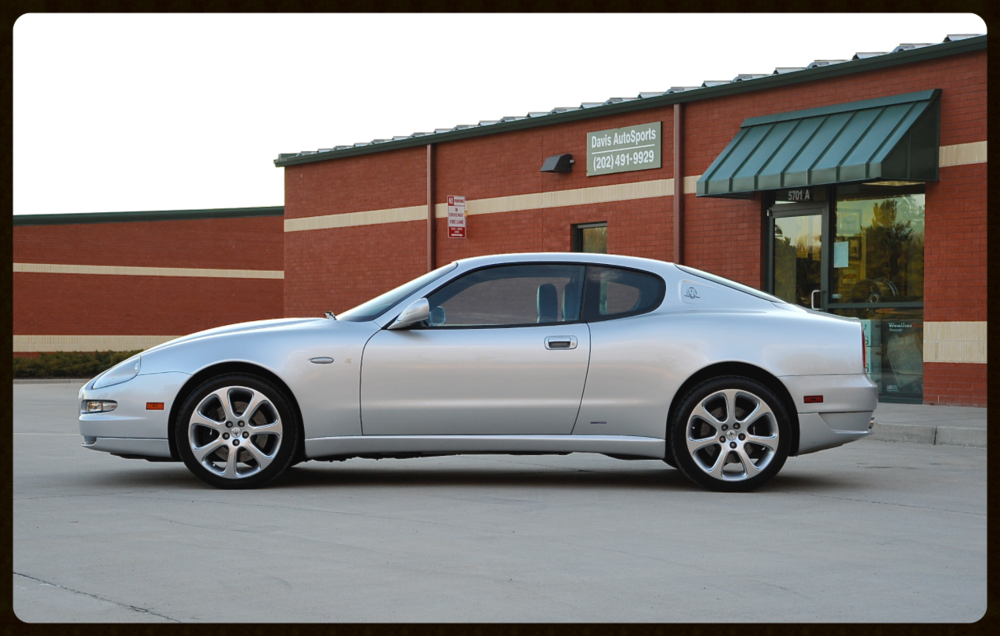2006 Maserati COUPE GT....6 Speed...Flawless Car Inside & Out....Direct Trade In....Fully Serviced