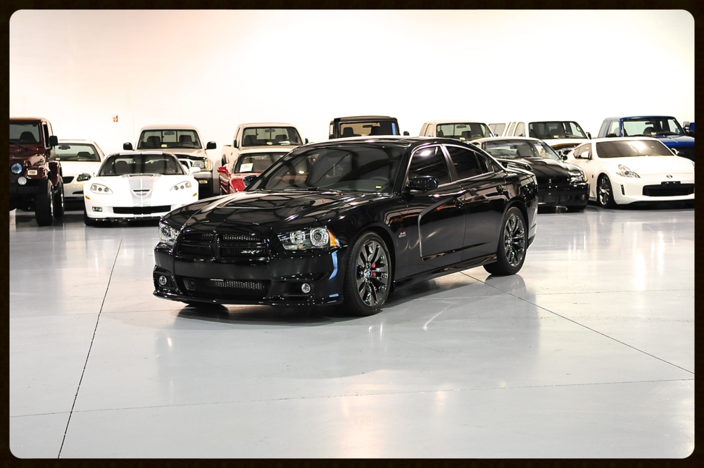 2014 Charger SRT...6.4 Hemi...Supercharged and Many More Upgrades...740HP...This Car is Flawless...Click for Photos and HD Video