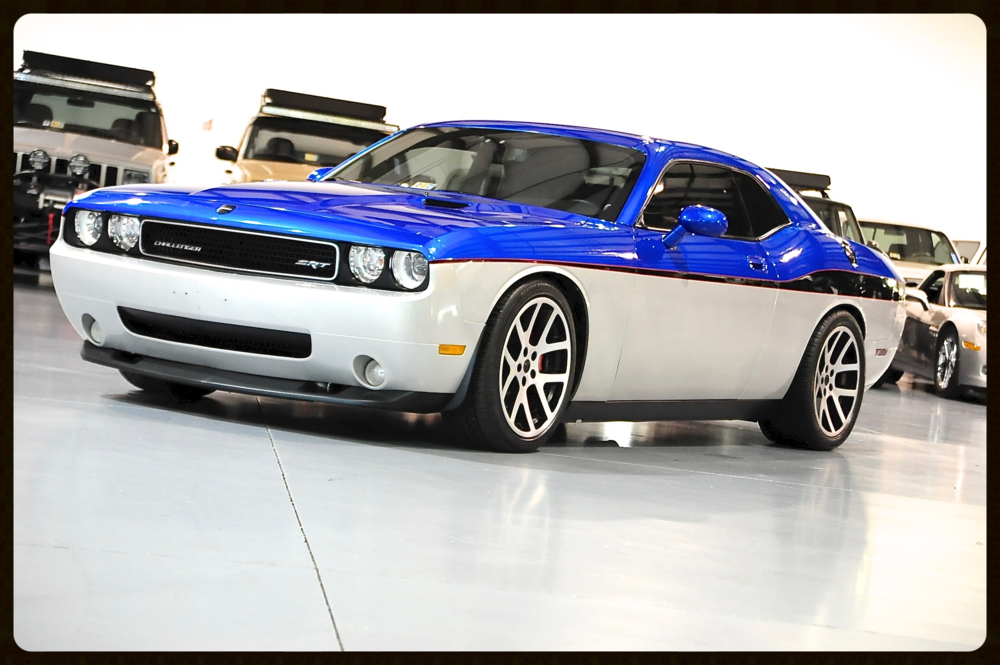 Totally Custom SRT8...$12,000 Paint Job, Engine Upgrades, Rear End Upgrades and More. This is a NA Beast. Click For Photos and HD Video
