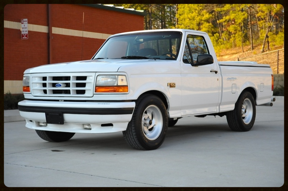 1995 Ford Lightning...Amazing Condition...Build Motor and a TRUE 1 OWNER...What a Rare Find!!! Click here to Enjoy Photos and Video