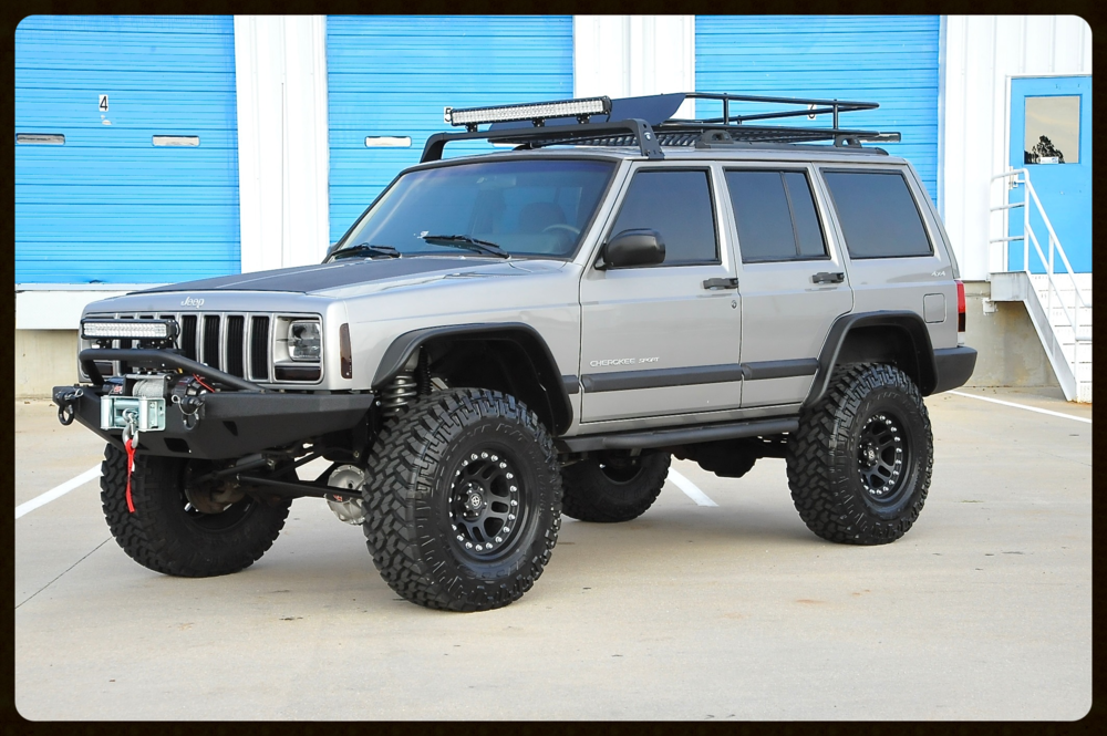 Another Awesome Stage 4- XJ Build....Click Here for Photos and Video