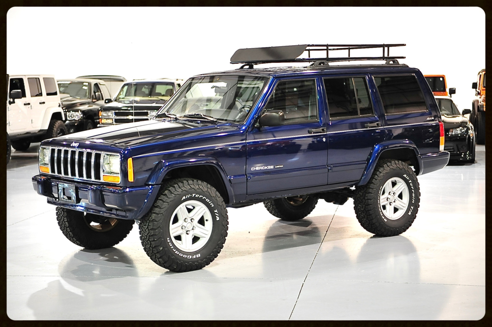 Cherokee Limited with our Stage 2 Package....Click to View More Photos