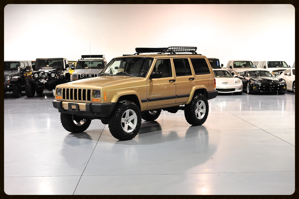 ONLY 58K Miles!!!! Gorgeous Stage 2 XJ Sold to the Crew at American Restoration. Click to View More Photos and Video