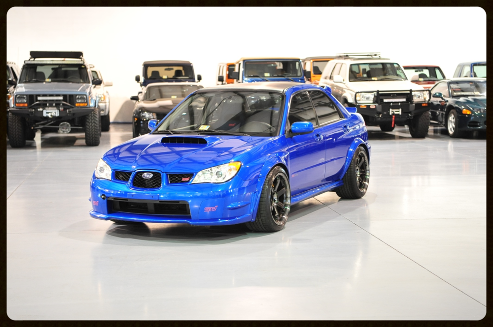 2007 STI with ONLY 47K MILES.....$25K worth of Documented Upgrades