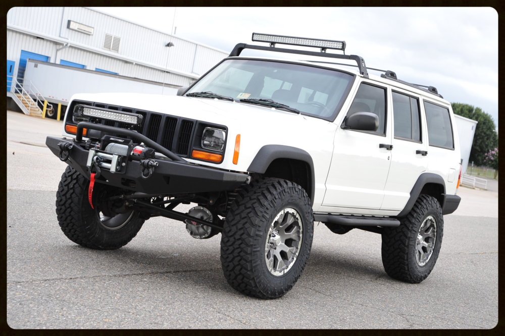 Another Build Per Customers Specs...Stage 3 XJ....Click For More Photos