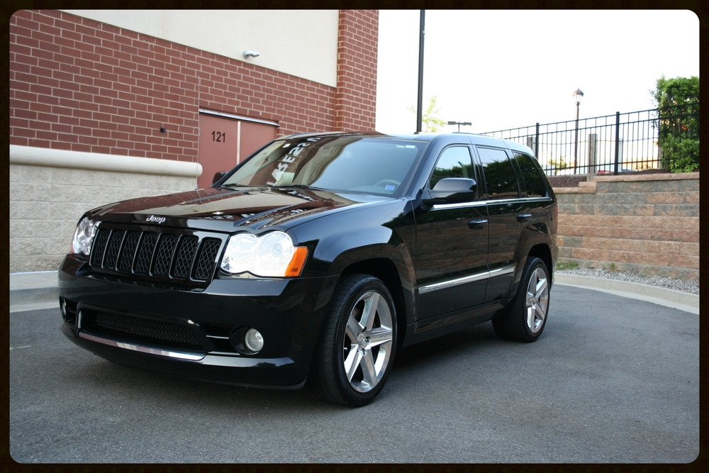 Rare Find...SRT8 Cherokee with ONLY 44k Miles