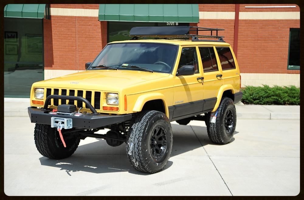 Lifted Cherokee XJ For Sale / Jeep Cherokee Lifted For sale / Davis