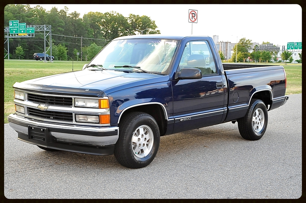 1996 Silverado Single Cab....True 1 Owner...Garaged Kept with ONLY 46K ORIGINAL MILES....A True Very Rare Find...As Clean as You Will Find