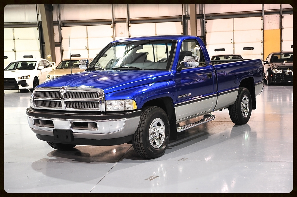 Like New Dodge Ram 1500 with ONLY 35k ORIGINAL MILES...Literally Flawless Truck and VERY RARE FIND...Its doesnt get better than this...