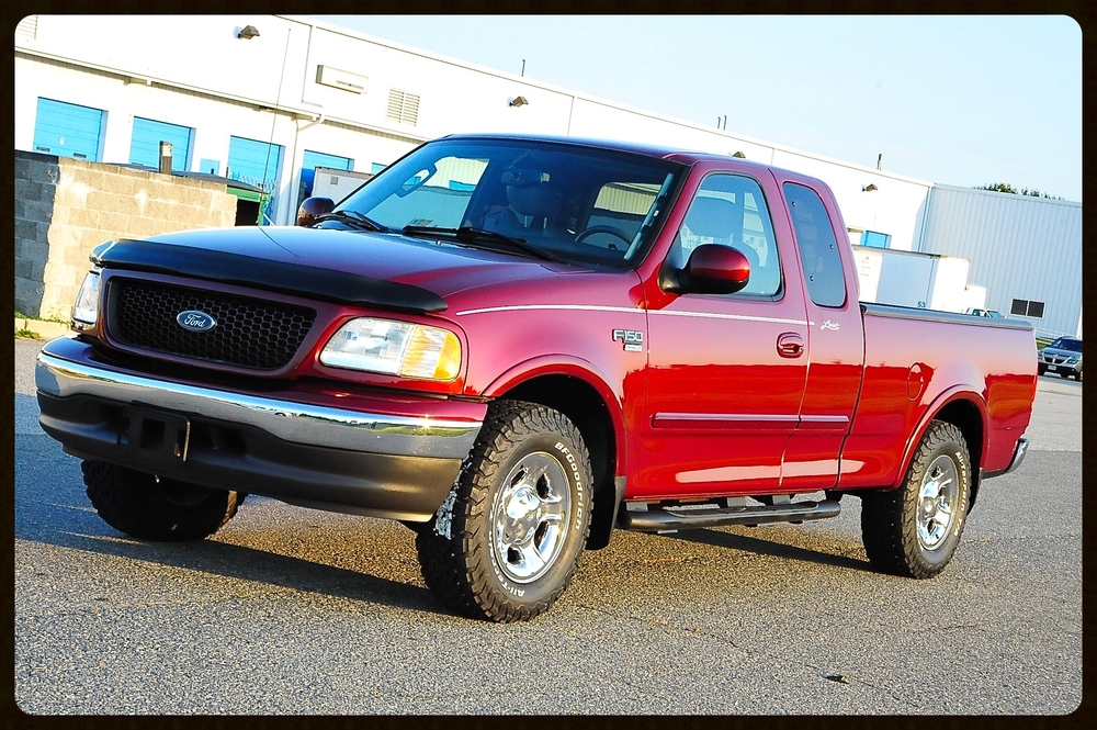 Another Rare Find By Davis AutoSports...2003 F150 Lariat with ONLY 44k ORIGINAL MILES...ONE OF THE NEWEST F150s YOU WILL FIND