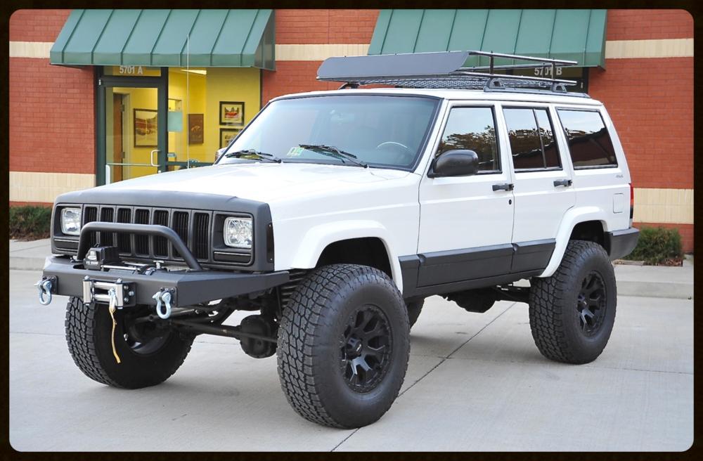Cherokee Xj For Sale >> Lifted Cherokee Sport XJ For Sale - Lifted Jeep Cherokee - Built Jeep Cherokee — Davis Autosports