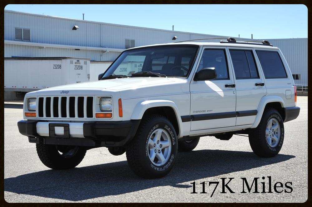 Jeeps For Sale In Va >> Jeep Cherokee XJ Sport For sale - Low Mileage Original ...