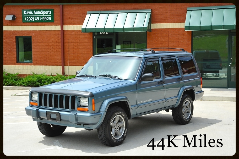 Jeep Cherokee Xj Sport For Sale Low Mileage Original