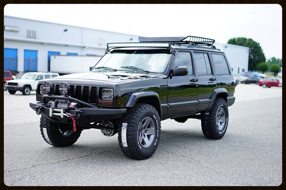 mbla cherokee xj piece amazon black mirrored complete kit vynamics matte pair comanche dp jep auto hood jeep decal mj vinyl com