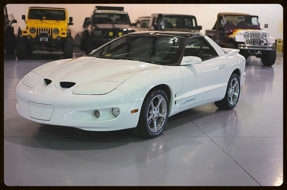 2002 Pontiac Trans Am....VERY RARE FireHawk Edition with ONLY 10K Original Miles....1 Owner Vehicle....True Collection Car