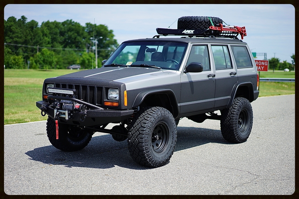 Lifted Cherokee XJ For Sale / Jeep Cherokee Lifted For sale / Davis
