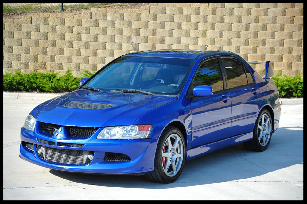 2005 Evo with 44k Miles...Fully Built Engine with Upgraded Turbo and Many other Upgrades...Very Rare Find with these miles and like new condition.