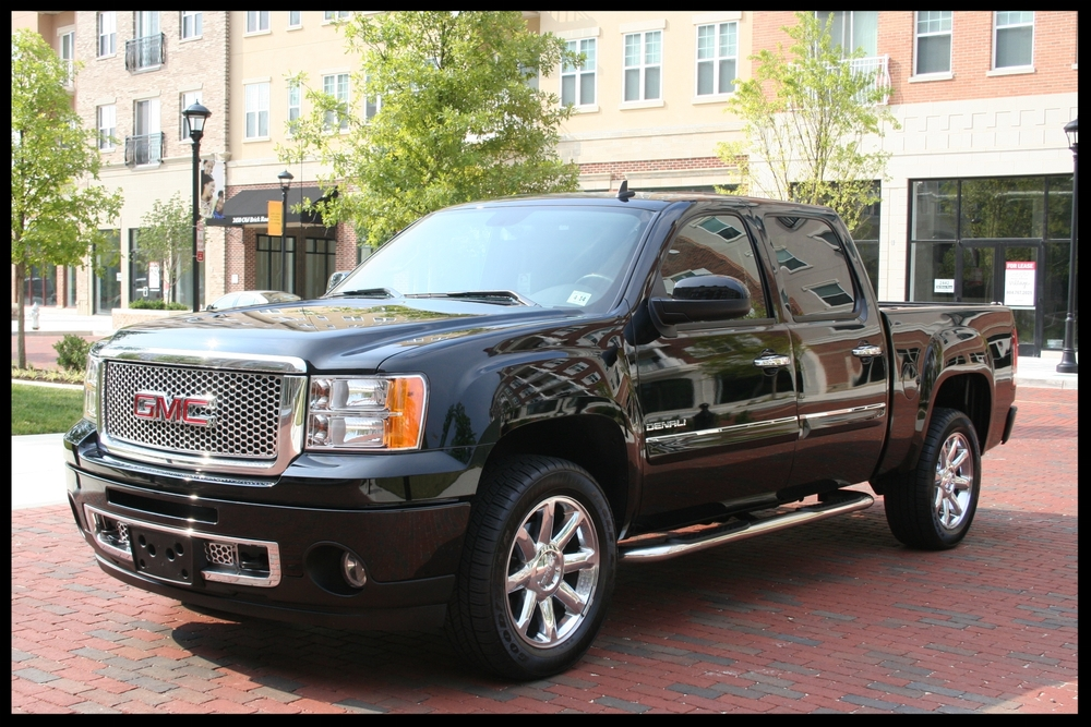 2012 GMC Sierra Denali...This truck is 100% Loaded with Every Option...This is a 1 Owner Truck with Only 13K Miles