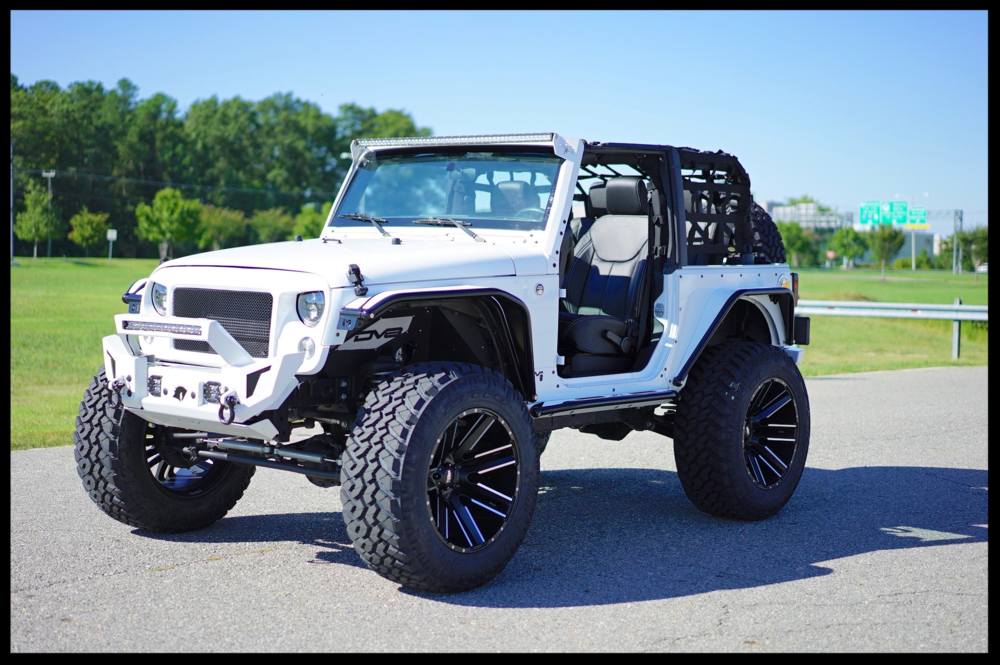 2015 JK...NOTHING BUT THE BEST...FOX...RUBICON...NITTO...RIGID INDUSTRIES..POISON SPYDER...METALCLOAK & MORE