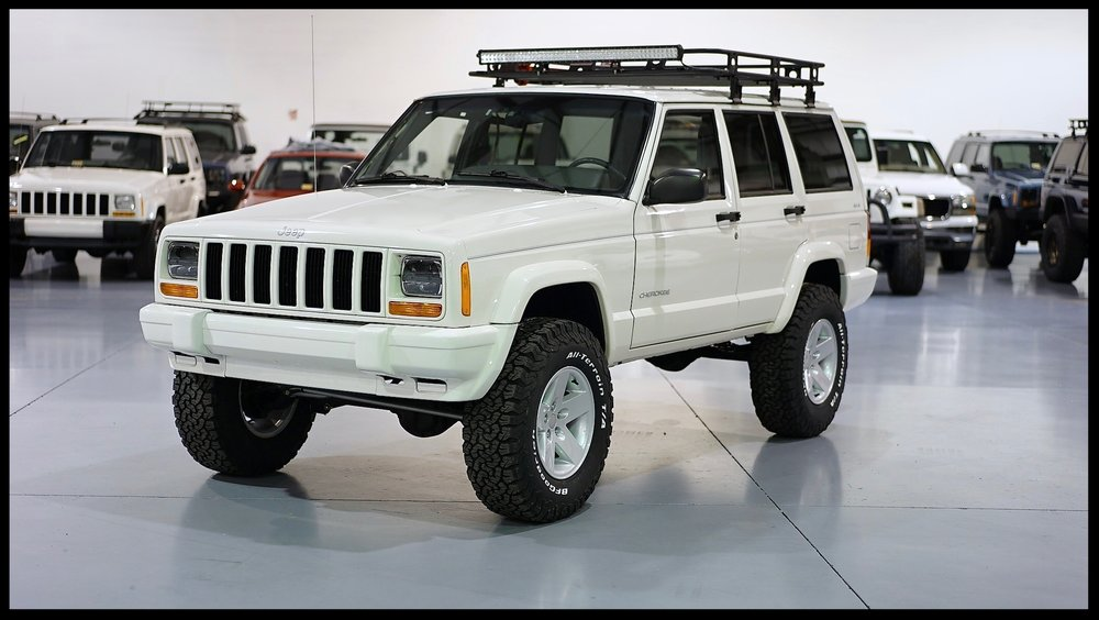 Very Rare Find. Only 25K Miles. 1 Owner Jeep..All New Stage 2 with Rubicon Express, Fox, BFG, LED, and Much More..Click For More Info