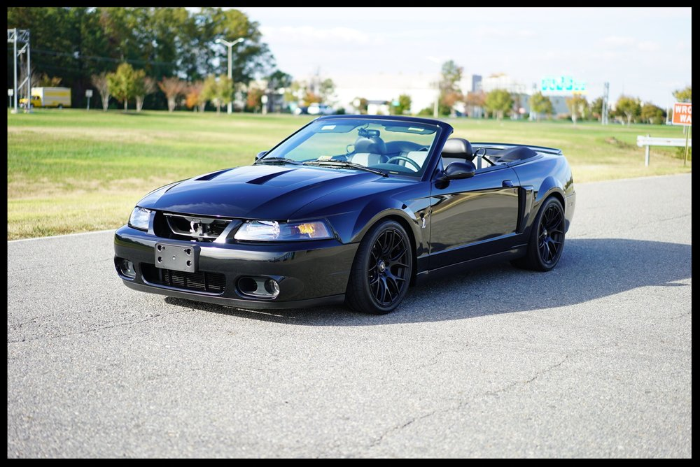 2003 Cobra SVT...2.9 Whipple Upgrade...Full Exhaust...JLT Intake...and MUCH MORE....Click For More Photos and Video