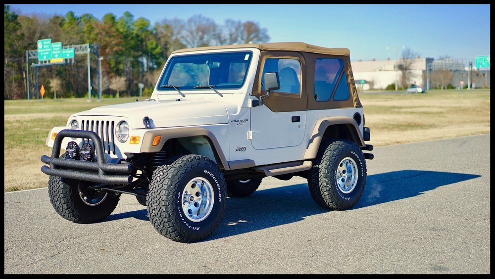All New Suspension, Wheels, Tires, Bumpers, Lights, Kevlar Trim, Carpet, Fully Serviced...Click For More Photos and Video
