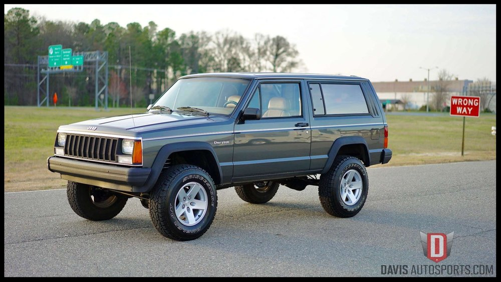 bat sale auctions cherokee listing pioneer on speed diesel for jeep