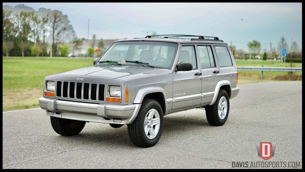 is to view with owner video clean for cherokee only sport original jeep mileage low and click miles cheorkee xj drives very this photos sale here