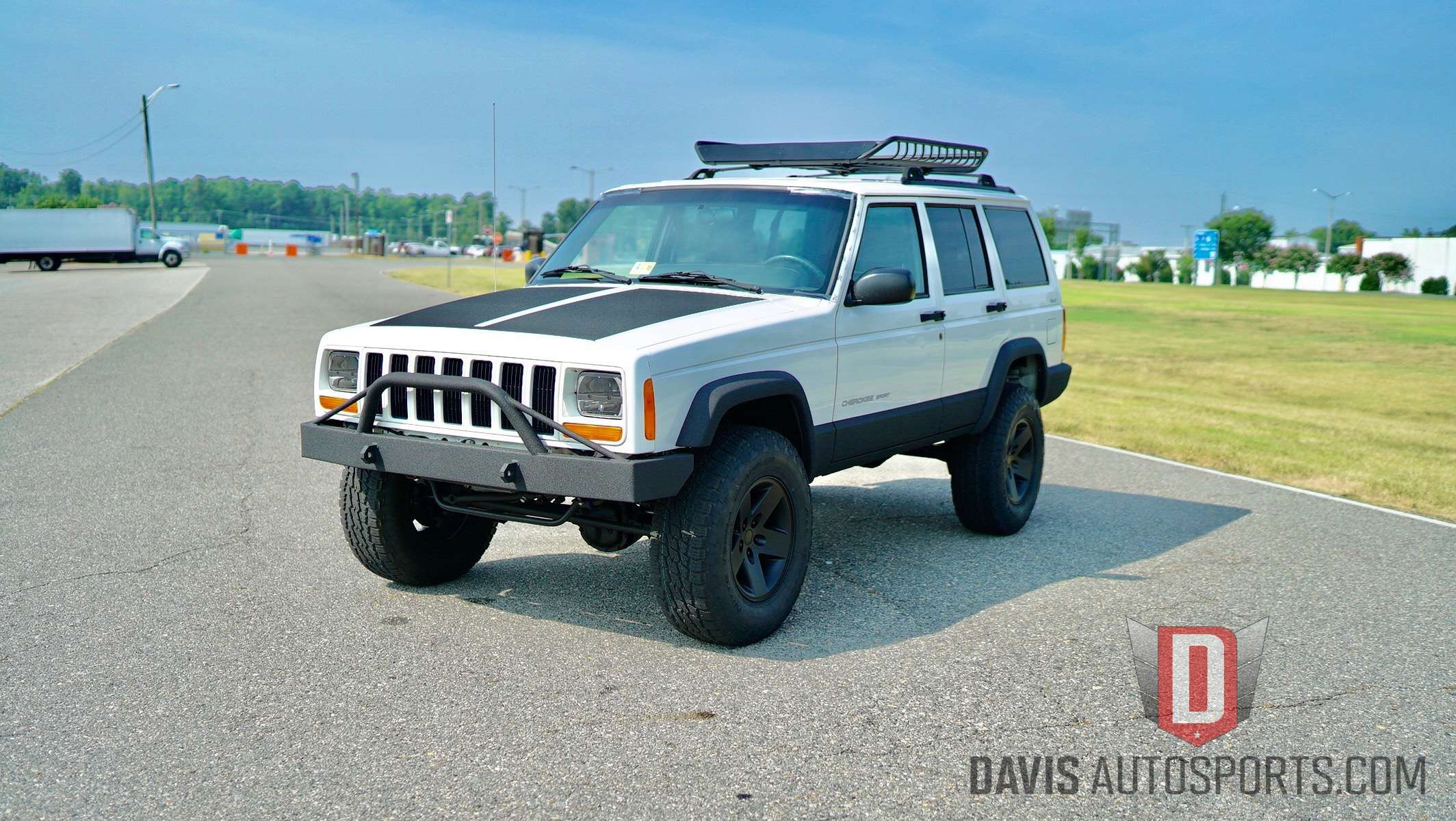 Built Cherokee Old Davis Autosports 2000 Jeep Grand Laredo Powertrain Wiring Harness Our Cherokees Are All Over The Us And Even Overseas We Will Continue Lead Nation In Bringing You Nicest Cleanest Xjs Find