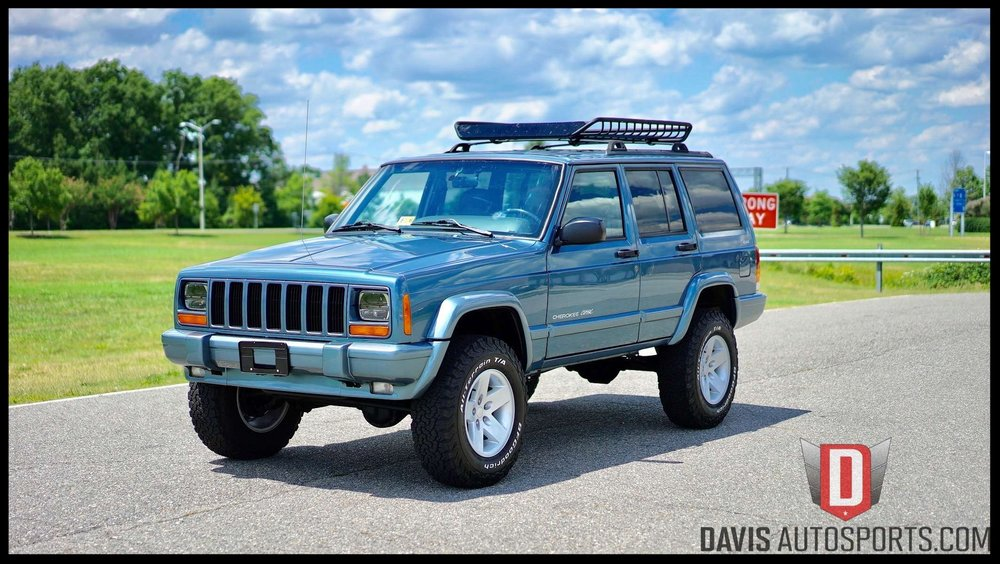 Jeep Cherokee XJ Sport For Sale
