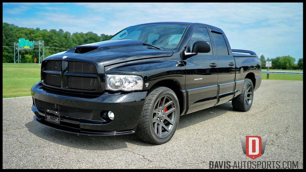 DODGE RAM SRT SUPERCHARGED