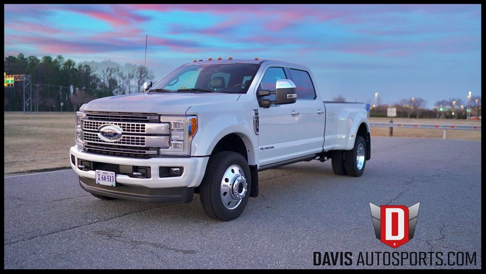 2017 Ford F-450 For Sale