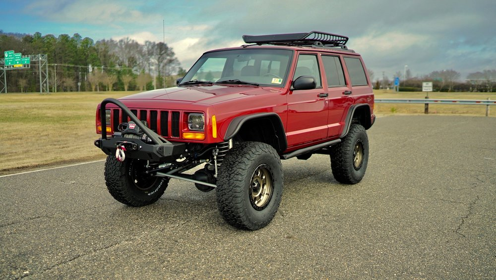 Cherokee XJ FOR Sale