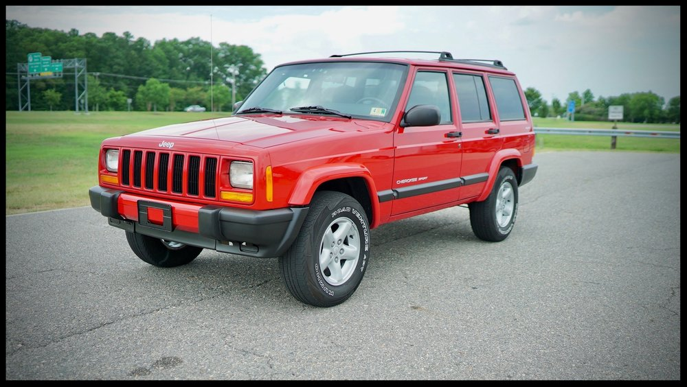 JEEP CHEROKEE XJ FOR SALE