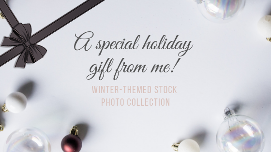 Free Winter-Themed Stock Photos from Caitlyn Lunsford Photography!