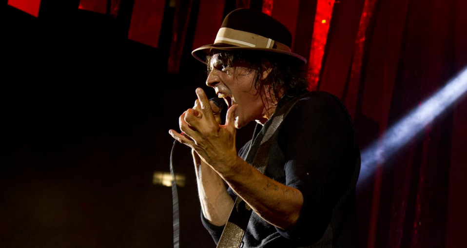 Jean Leloup in concert, on Radio-Canada.ca